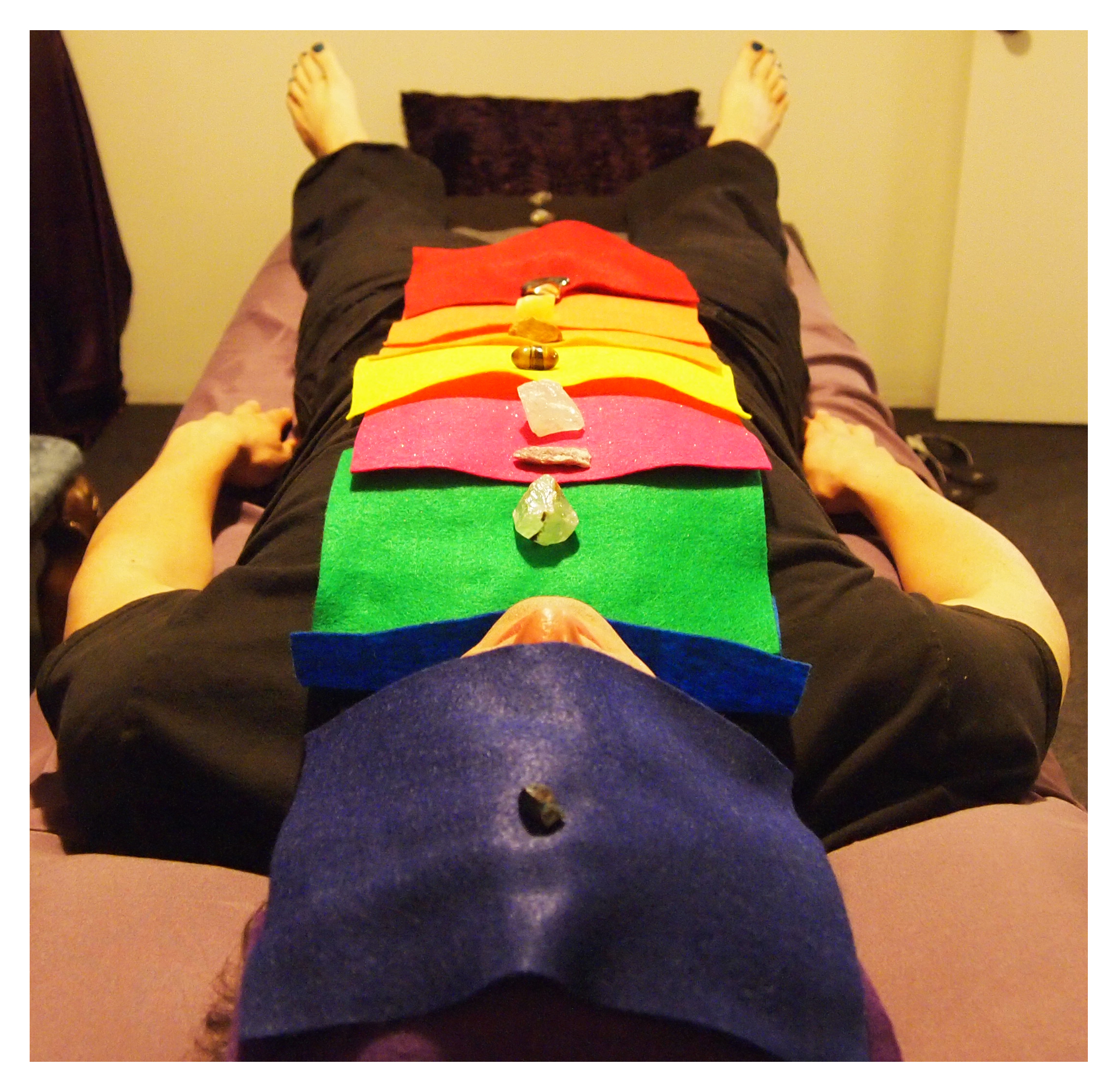 chromotherapy and crystal healing