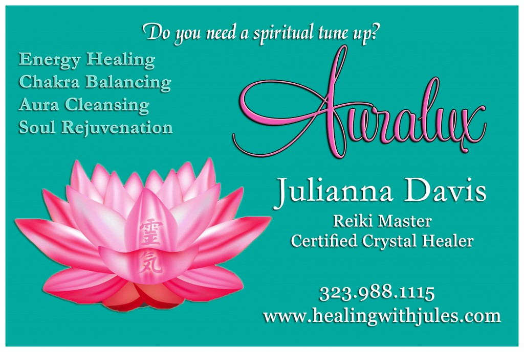 auralux reiki and crystal healing